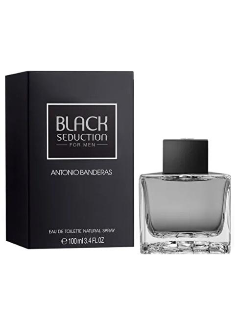 Antonio Banderas Black Man  Edt 100 Ml Erkek Parfüm Renksiz
